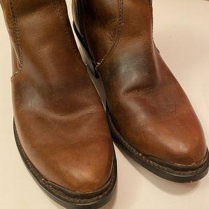 Durango Leather Booties
